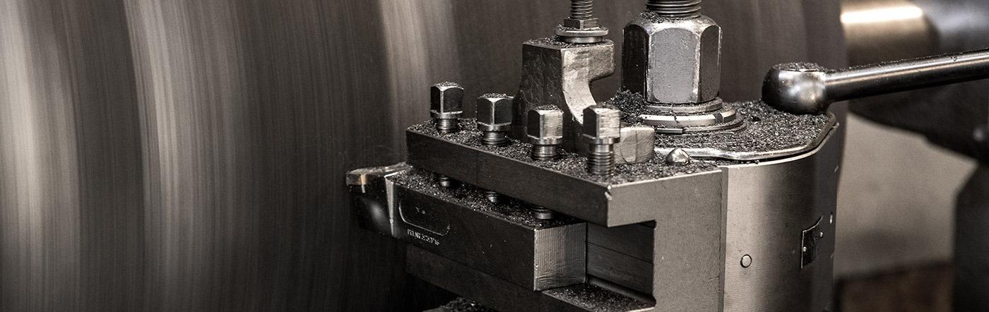 graphite tooling machine
