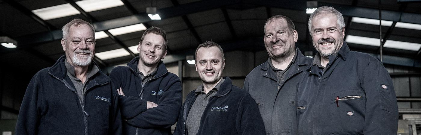 coidan graphite team